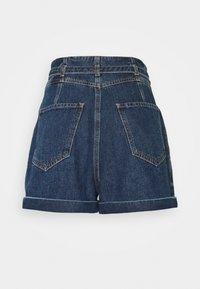Pinko - NOVA - Shorts - dark-blue denim - 1