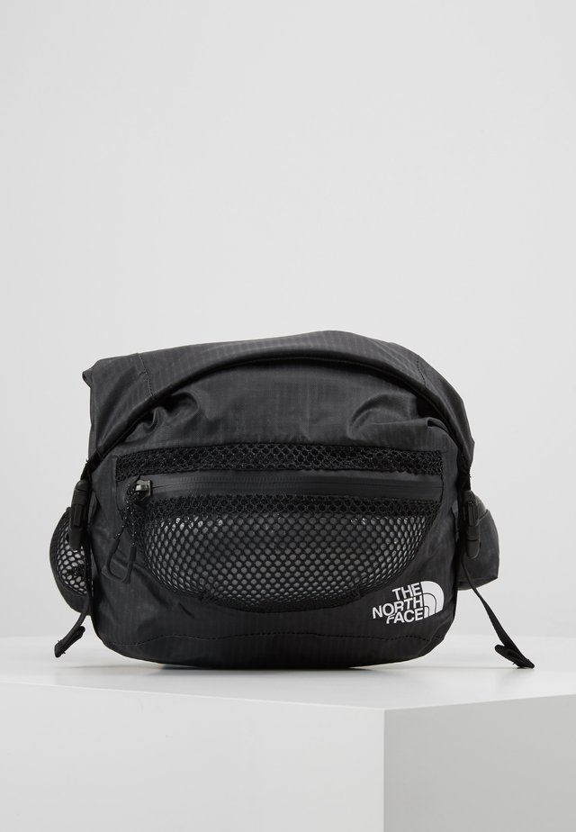 WATERPROOF LUMBAR - Sac banane - black
