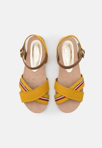 TOM TAILOR - Sandály - yellow - 5