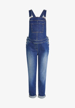 MATERNITY - Dungarees - blue