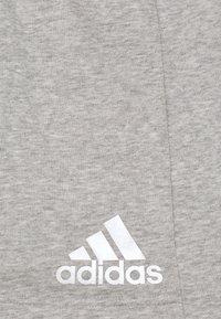 adidas Performance - UNISEX - Krótkie spodenki sportowe - grey - 2