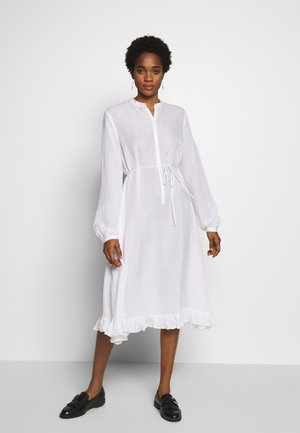 VEDA - Shirt dress - white