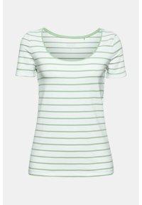 Esprit - TSHIRT DANCER - Print T-shirt - leaf green - 6
