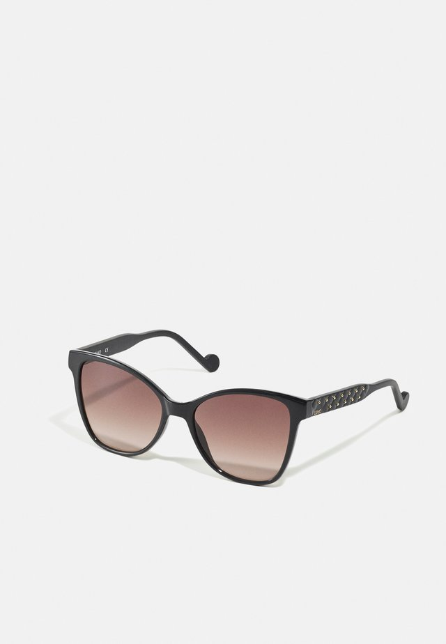 Okulary przeciwsłoneczne - ebony