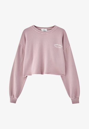 Sweatshirt - rose