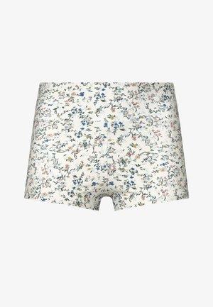 DITSY - Pants - white