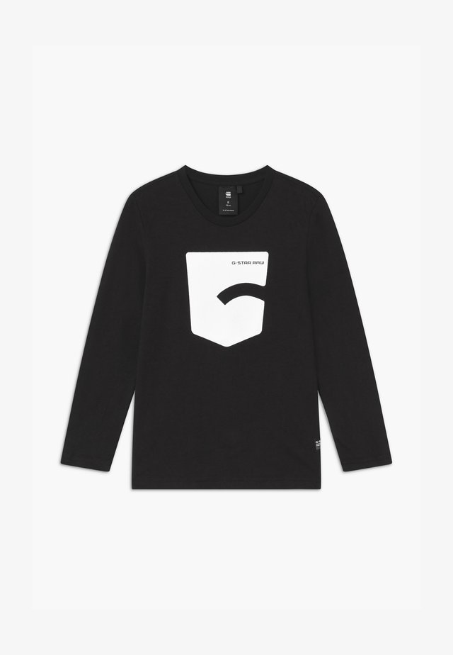 TEE - Long sleeved top - black