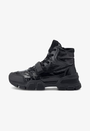 ACE - High-top trainers - schwarz
