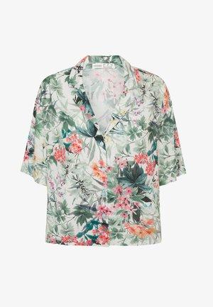 WOODLAND - Button-down blouse - white
