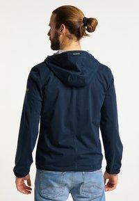 Schmuddelwedda - Outdoor jacket - marine - 2