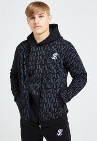 Illusive London Juniors - Zip-up sweatshirt - black - 0