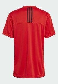 adidas Performance - ADIDAS X LEGO® NINJAGO® KAI SET - Shorts - red - 2