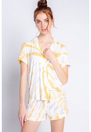 Pyjama - gelb