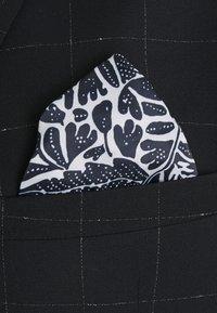 Isaac Dewhirst - WINDOWPANE SUIT PLUS - Suit - blue - 7