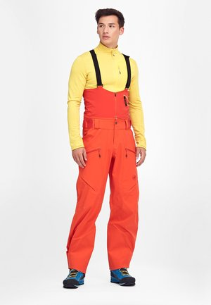 HALDIGRAT - Snow pants - spicy