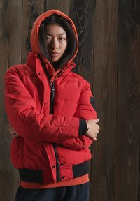 Superdry - Winter jacket - high risk red - 2