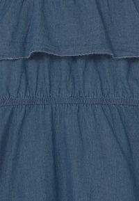 Lemon Beret - TEEN GIRLS - Vestito di maglina - denim blue - 2