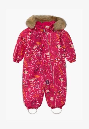 REIMATEC WINTER LAPPI UNISEX - Snowsuit - raspberry pink