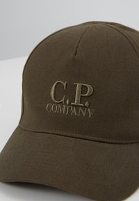 C.P. Company - BASEBALL - Casquette - ivy green - 4
