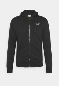 Schott - Zip-up hoodie - black - 4