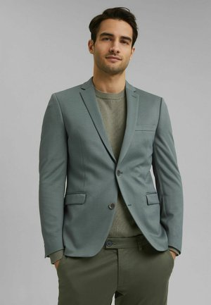 Blazer jacket - dusty green