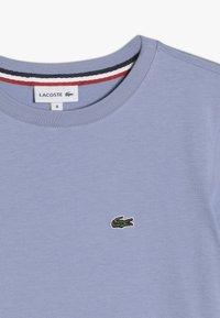 Lacoste - TURTLE NECK - T-shirt - bas - purpy - 3