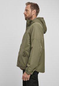 Brandit - Lehká bunda - olive - 3