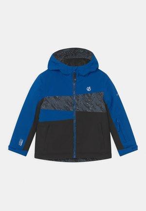 HUMOUR UNISEX - Snowboardová bunda - lapisbl/blck