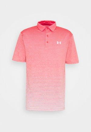 PLAYOFF 2.0 - Polo shirt - pink shock