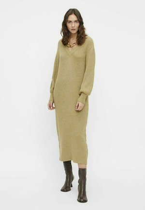 Jumper dress - khaki