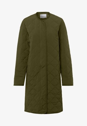 CAMILLE - Winter coat - macchia green