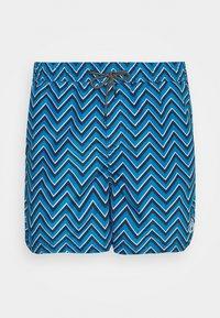 JJIBALI STRIPE - Plavky - french blue