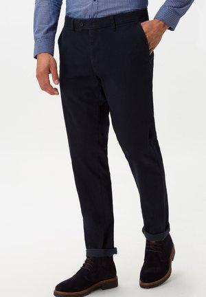 EVANS - Pantaloni - perma blue