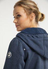 Schmuddelwedda - Outdoor jacket - marine melange - 3