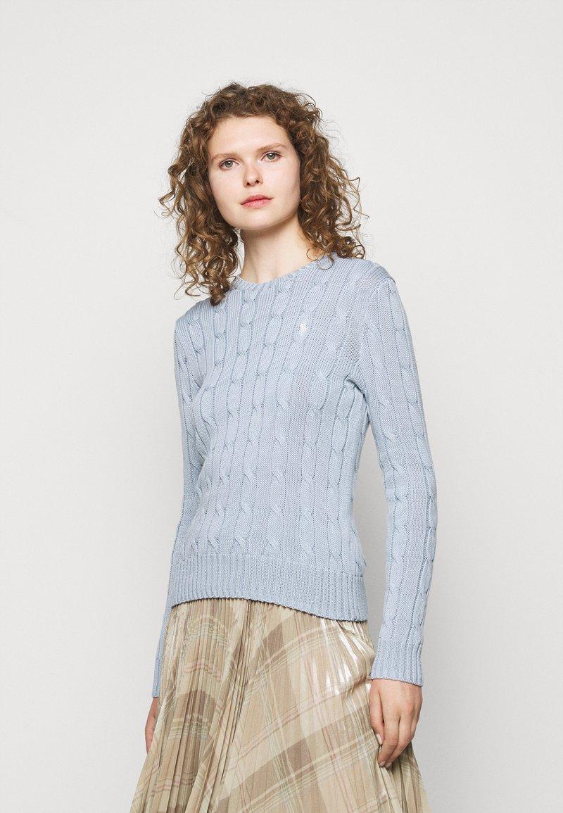 Polo Ralph Lauren - CLASSIC - Svetr - pale blue