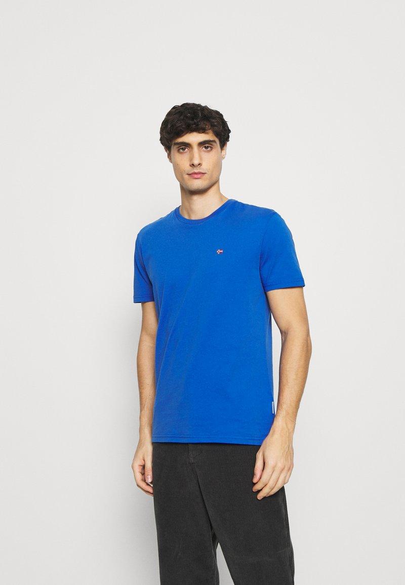Napapijri - SALIS - T-shirt - bas - blue dazzling