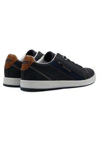 Carrera Footwear - UNDER MIX  - Trainers - deep blue-cuoio - 2