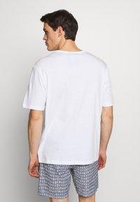 N°21 - Print T-shirt - white - 2