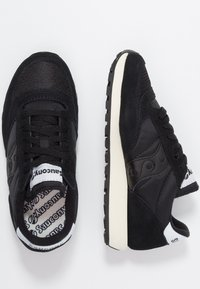 Saucony - JAZZ VINTAGE - Trainers - black - 3