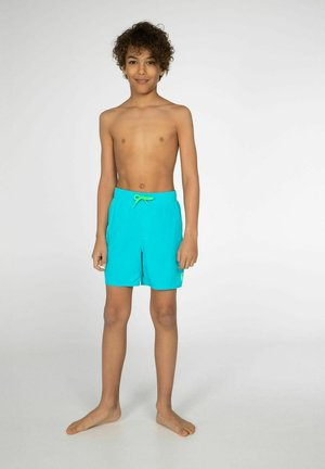Swimming shorts - cool aqua