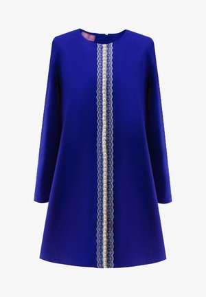 LACED - Day dress - blue