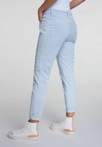 Oui - Slim fit jeans - zen blue - 2