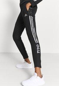 adidas Performance - Pantaloni sportivi - black - 5