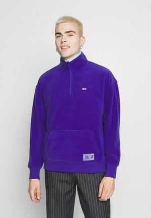 POLAR MOCK NECK UNISEX - Fleece jumper - court blue