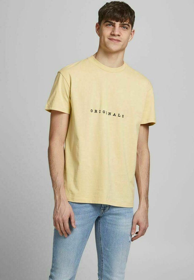T-shirts print - sahara sun