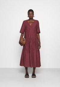 WEEKEND MaxMara - TEVERE - Maxi dress - bordeaux - 1