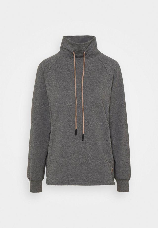 Sweatshirt - forged iron marl