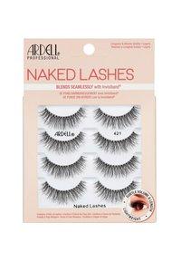 Ardell - NAKED LASHES 4 PACK - False eyelashes - 421 - 0