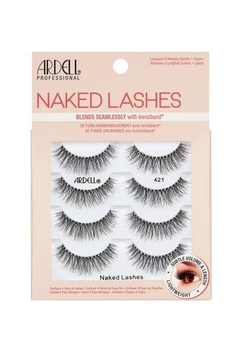 NAKED LASHES 4 PACK - False eyelashes - 421