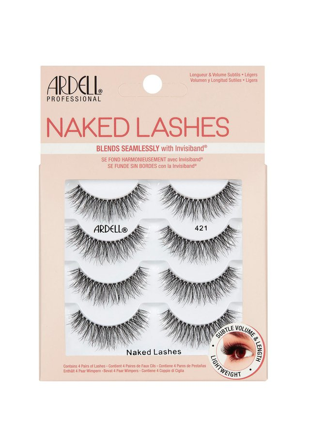 NAKED LASHES 4 PACK - Ciglia finte - 421